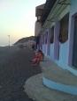 Отдых в Рыбачьем.номера гостиничного типа на пляже Рыбачье.Рыбачье. Крым