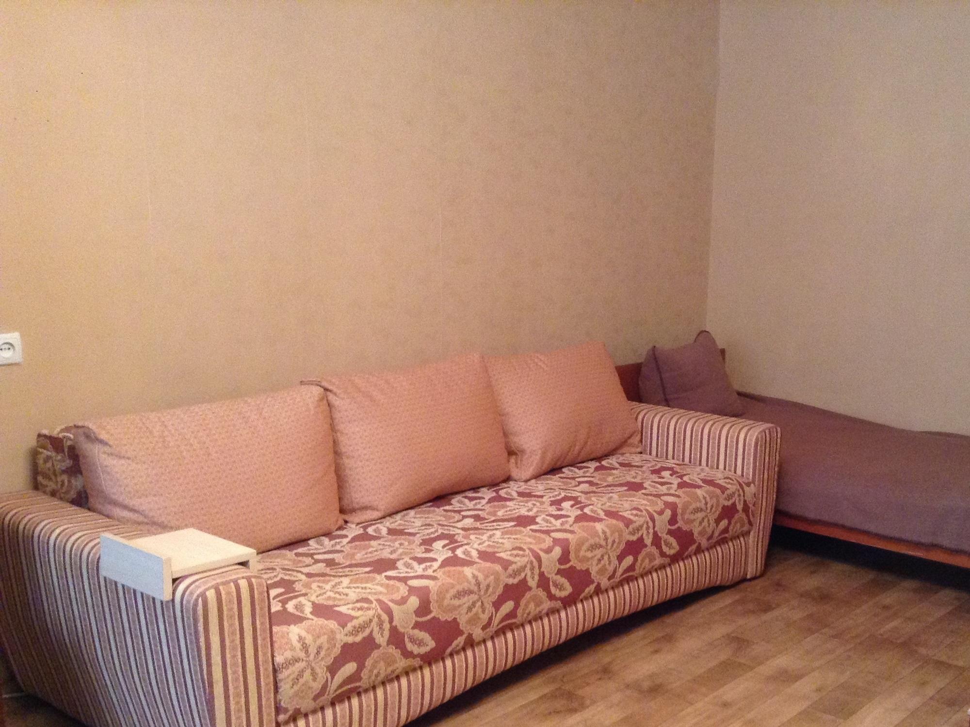 Отдых.1 комнатная квартира в Евпатории в районе гостиницы Украина.  Крым